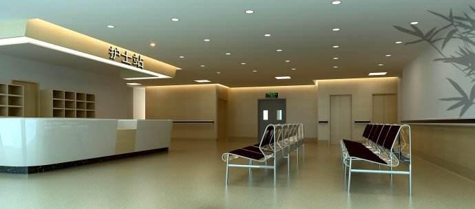重庆医院设计